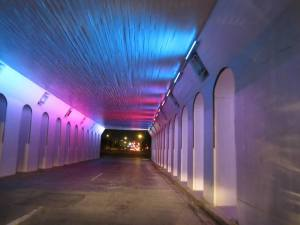 18th Street Tunnel Lights