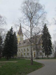 Trinec-Church