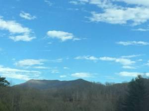 Asheville-Mountains