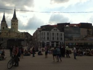 Zilina-Square