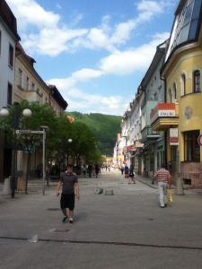 Zilina-streets