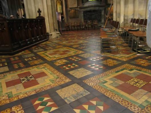 St. Patrick's Floor