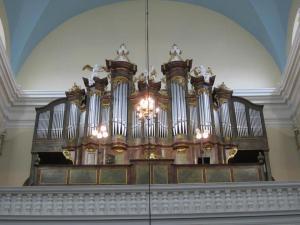 Cieszyn-organ