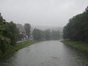 Cieszyn-River