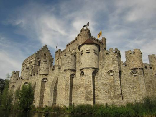 Gent-Castle