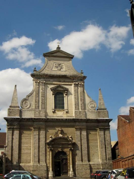 Gent-Monastery