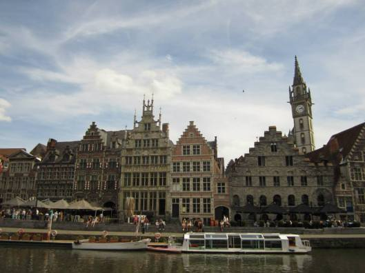 Ghent-Canal:City