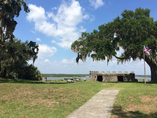 Fort Frederica 4
