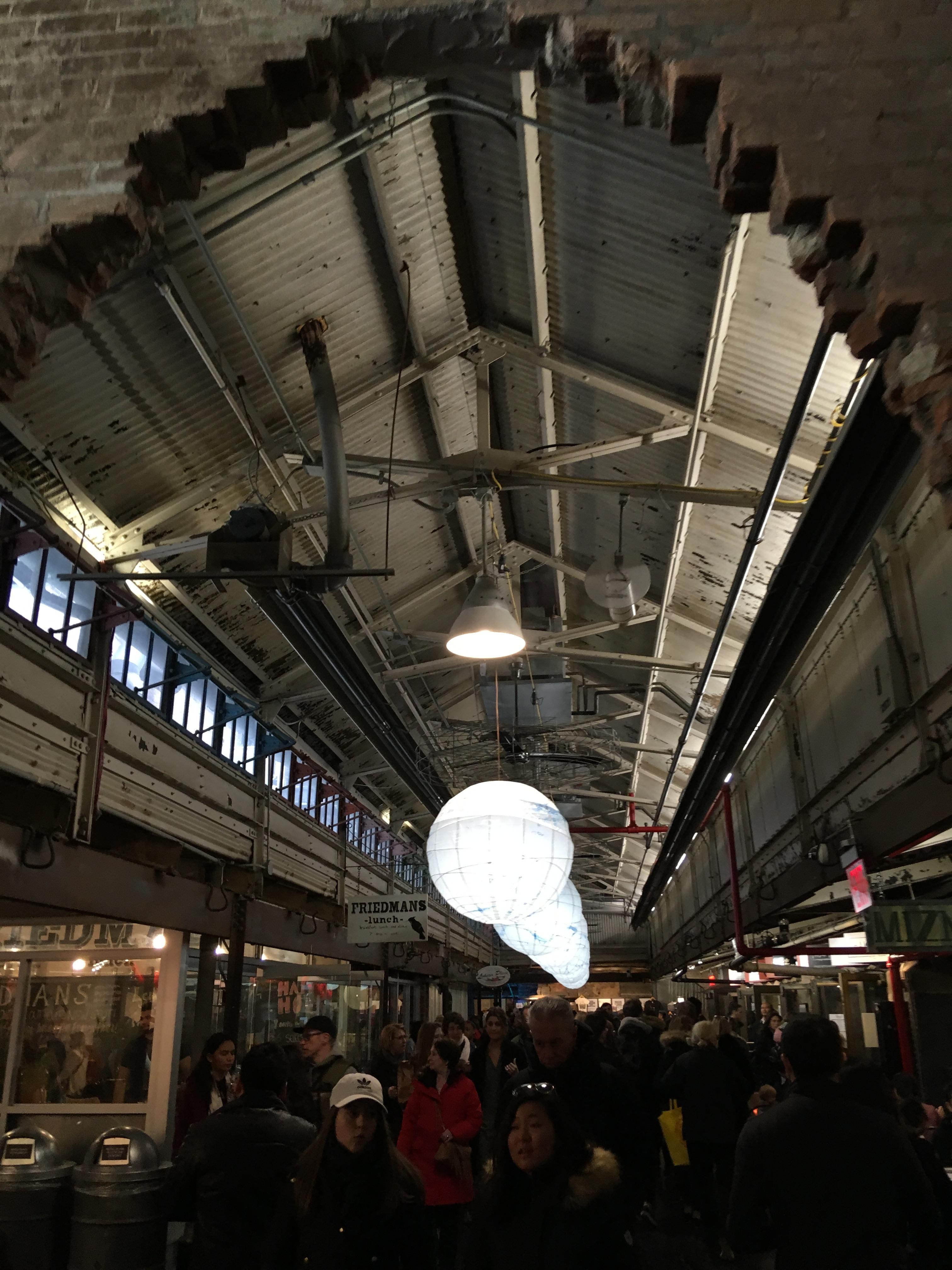 Chelsea Market | A Living Scrapbook